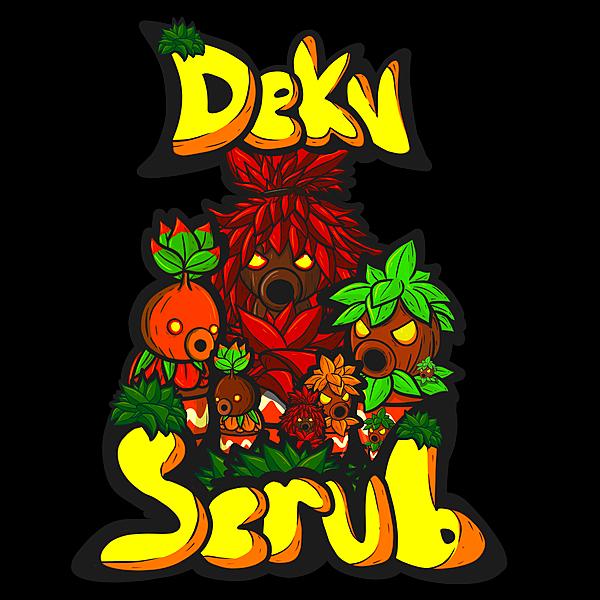 NeatoShop: Deku Scrub