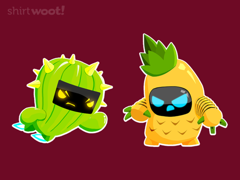 Woot!: Fruit Bot Battle