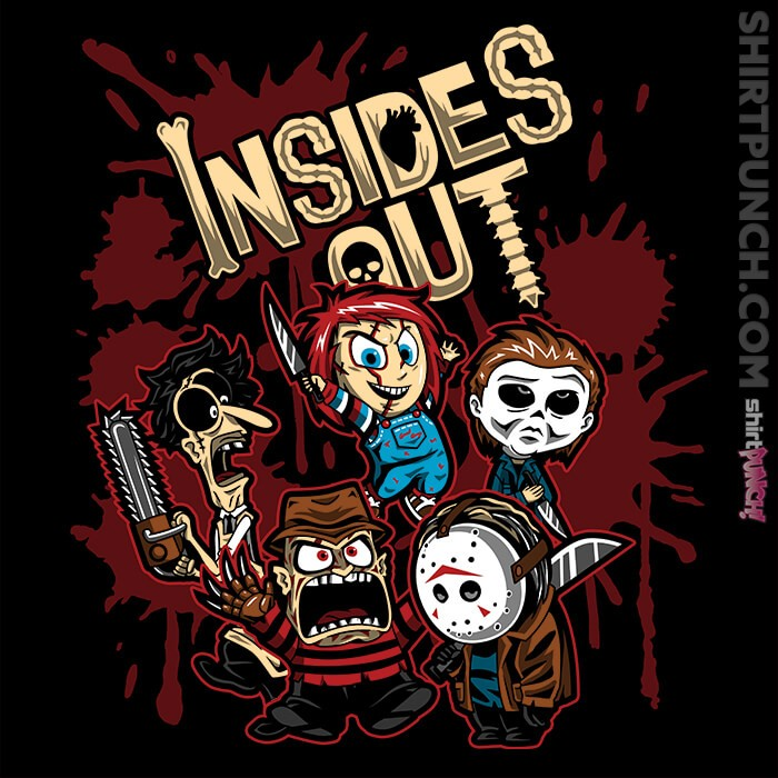 ShirtPunch: Insides Out
