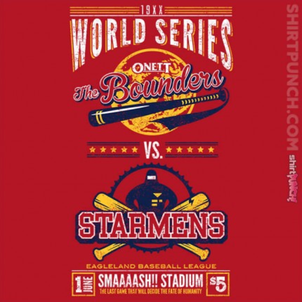 ShirtPunch: 19XX World Series