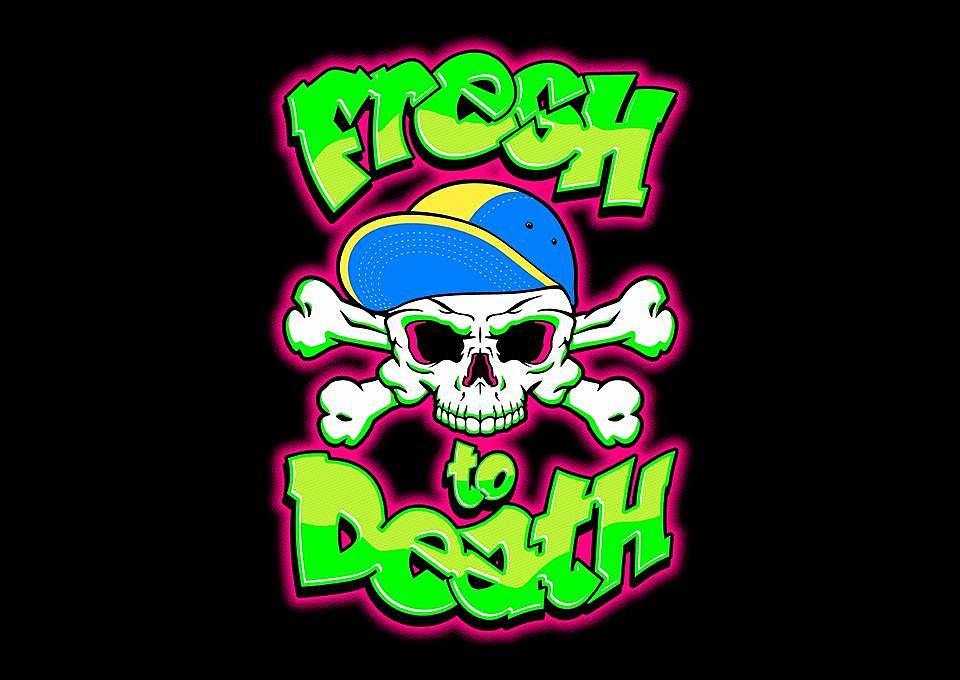 TeeFury: Fresh to Death