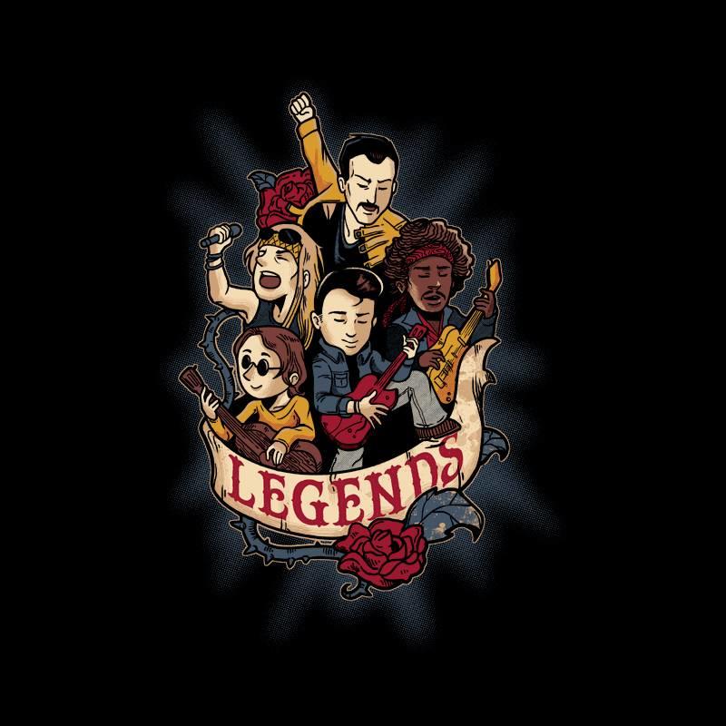 Pampling: Legends