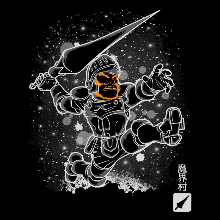 Once Upon a Tee: The Silver Knight