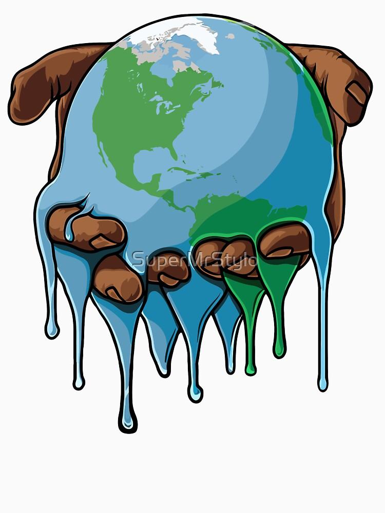 RedBubble: I'm Up Earth