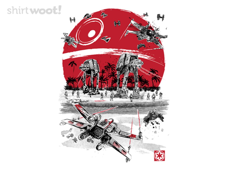 Woot!: Battle on the Beach