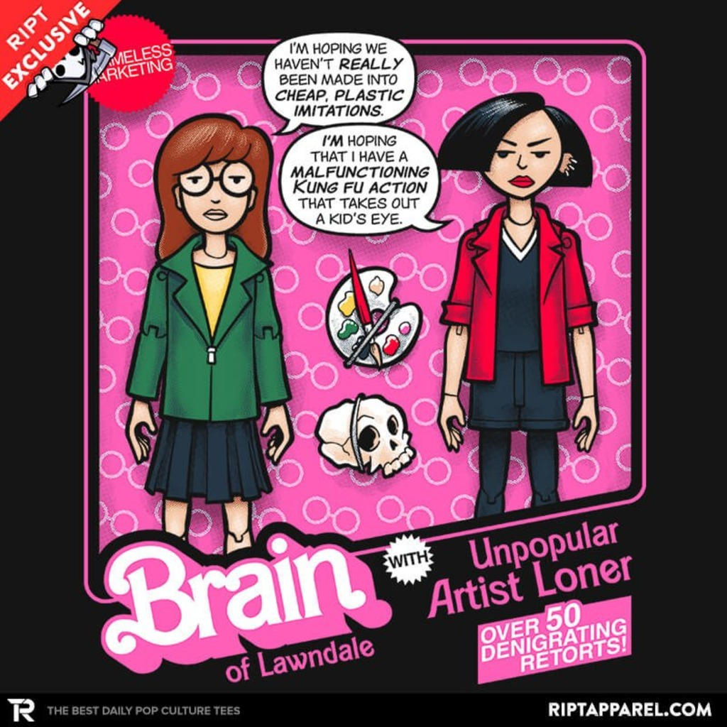 Ript: Brain of Lawndale Doll