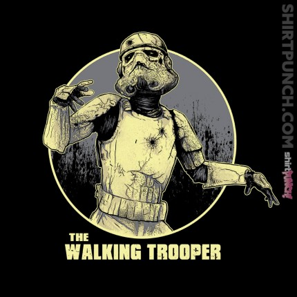 ShirtPunch: The Walking Trooper