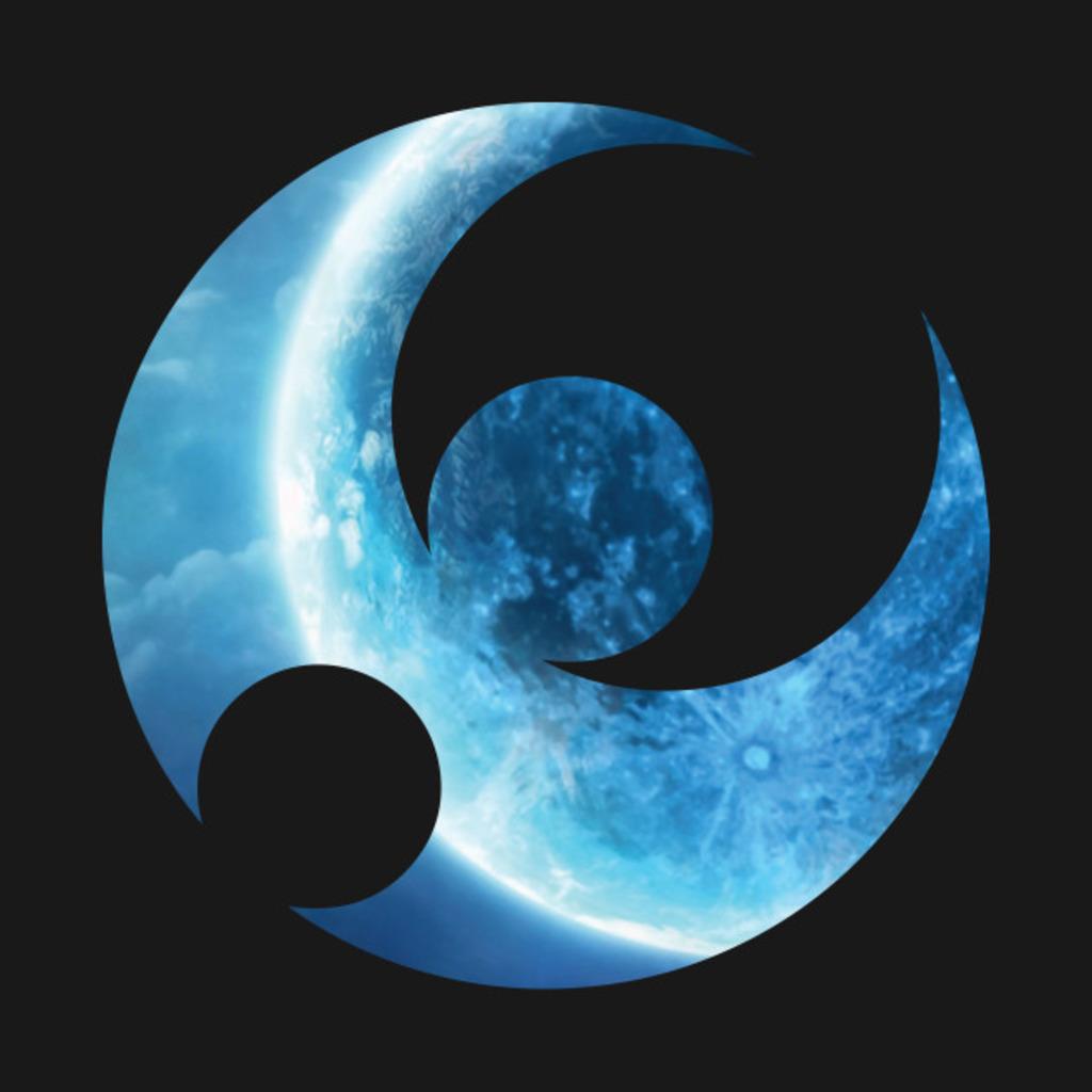 TeePublic: pokemon moon custom moonlight background T-Shirt
