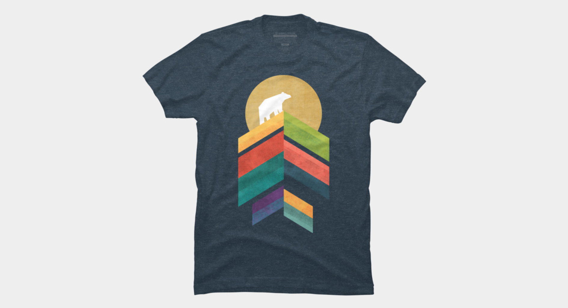 Design by Humans: High Peak