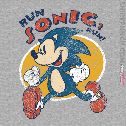 ShirtPunch: Sonic Runner