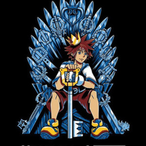 Once Upon a Tee: Kingdom of Hearts