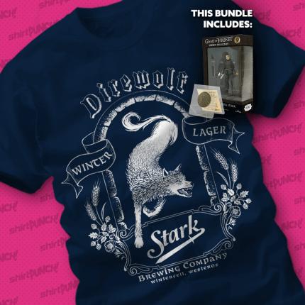 ShirtPunch: Valar Morghulis Bundle
