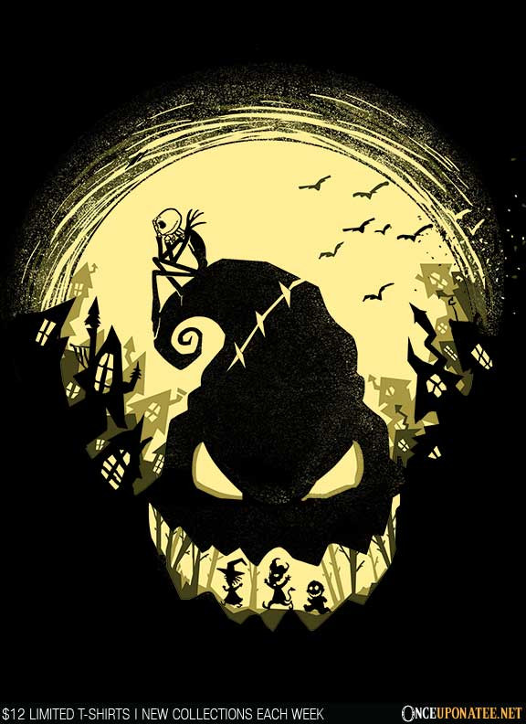 Once Upon a Tee: Jack's Nightmare