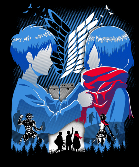 Qwertee: The Scarf