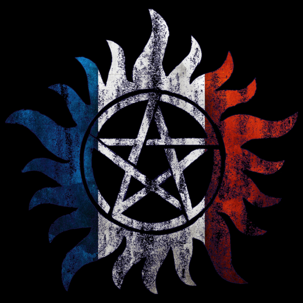 NeatoShop: SPN Family French Anti-Possession