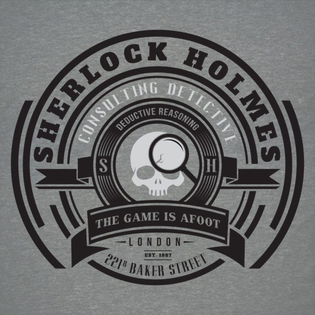 NeatoShop: SHERLOCK HOLMES