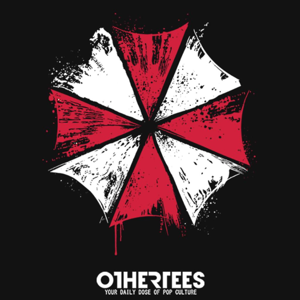 OtherTees: Umbrella Cross