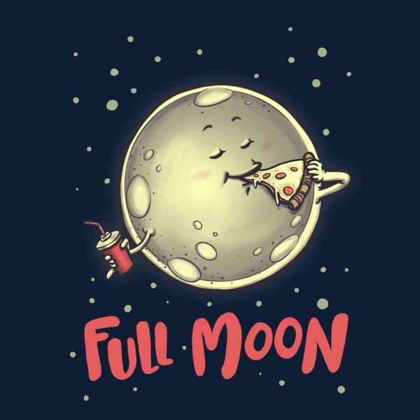 NeatoShop: Full Moon