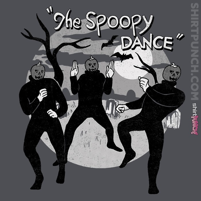 ShirtPunch: The Spoopy Dance