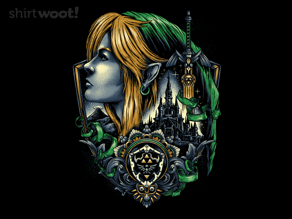 Woot!: Emblem of the Chosen Hero