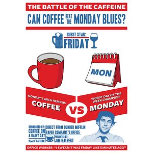 NeatoShop: Coffee VS Monday