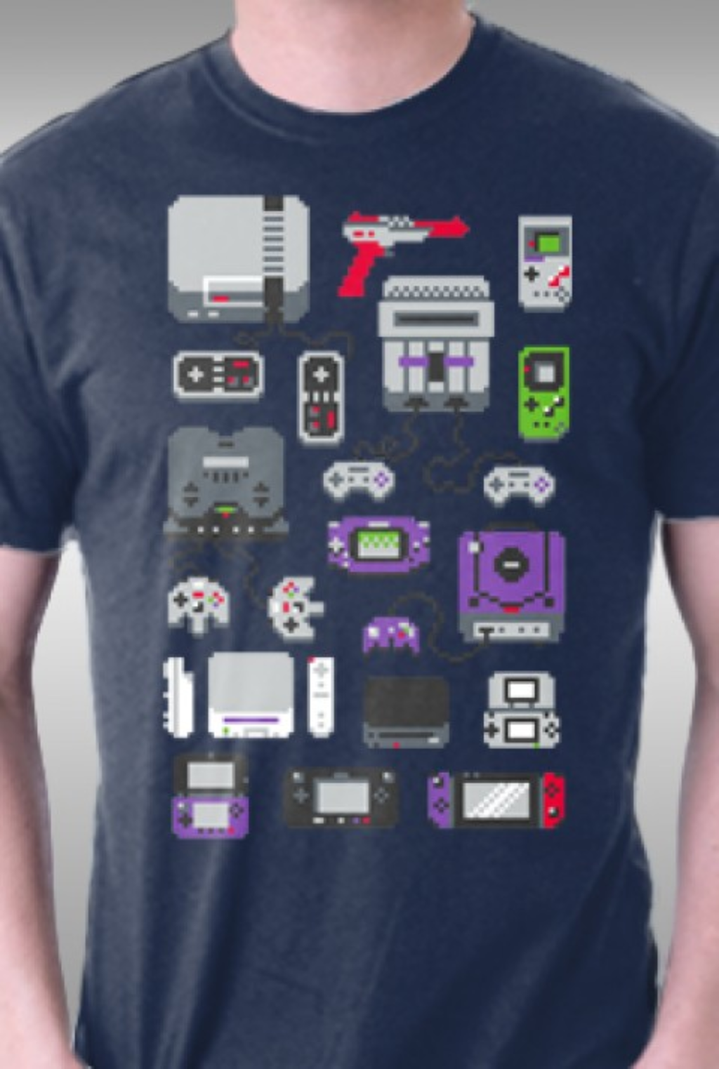 TeeFury: Super Pixel Of My Childhood