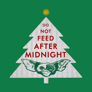 TeePublic: The Gremlins Holiday Diet