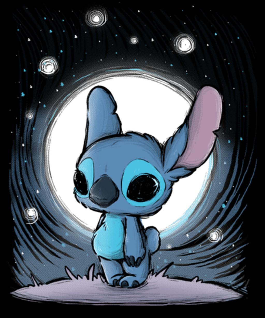 Qwertee: Cute Alien