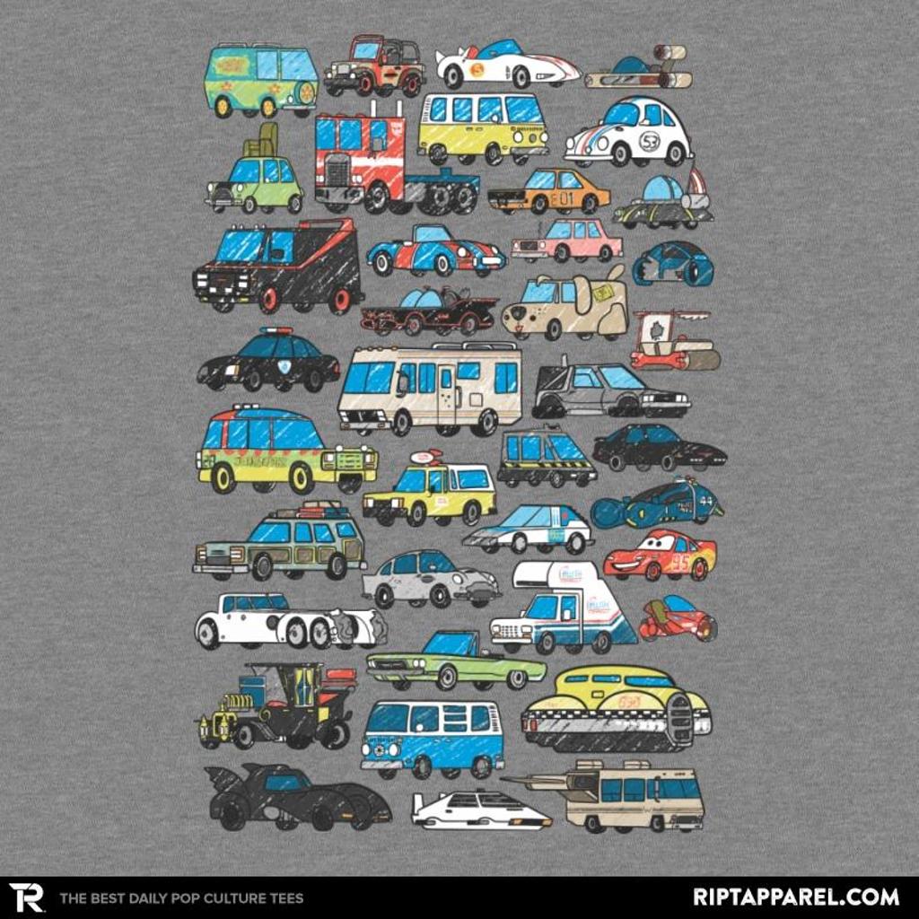 Ript: Famous Cars