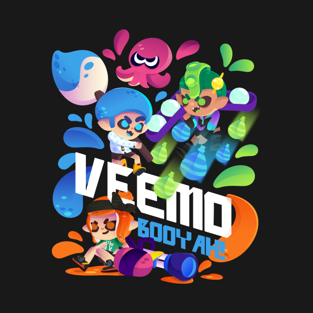 TeePublic: VEEMO OCTOLINGS