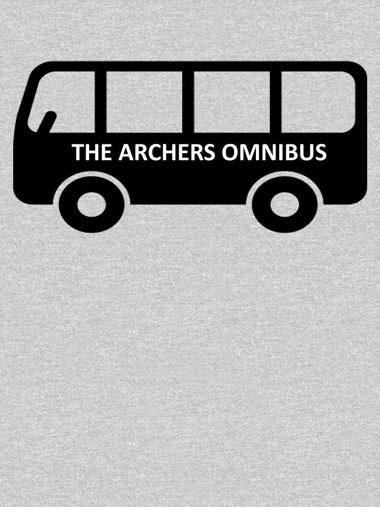 RedBubble: The Archers Omnibus