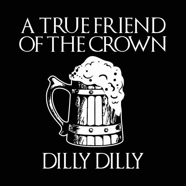 TeePublic: DILLY DILLY