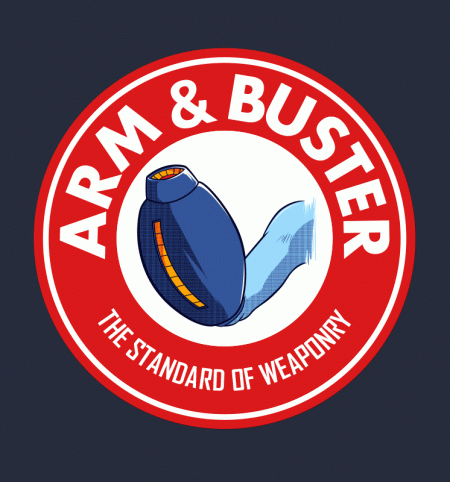 BustedTees: Arm and Buster