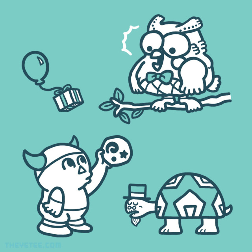 The Yetee: How Many Fossils?