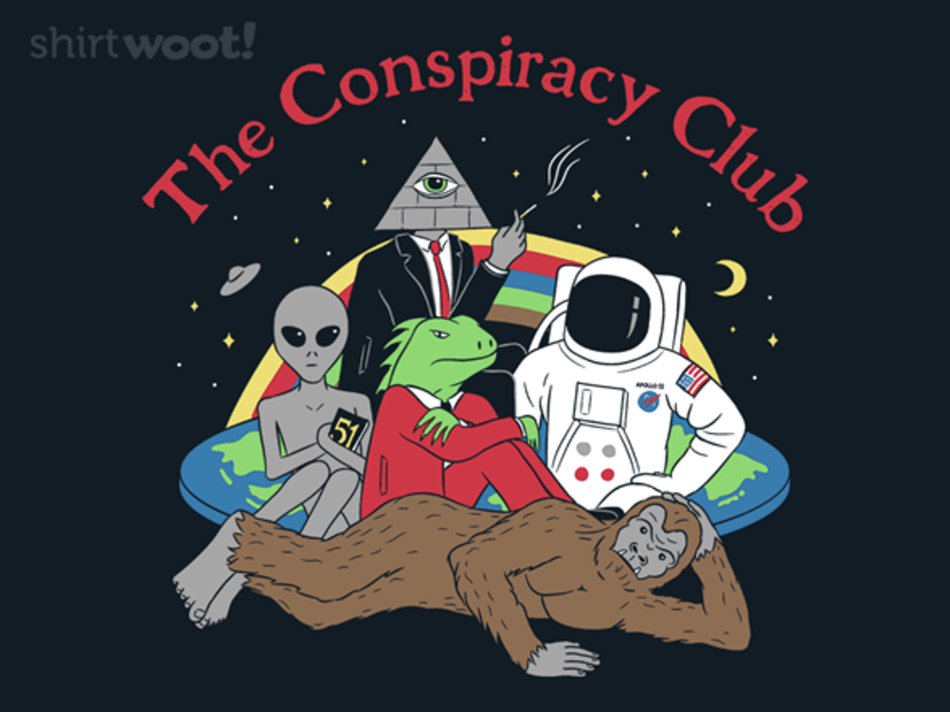 Woot!: The Conspiracy Club