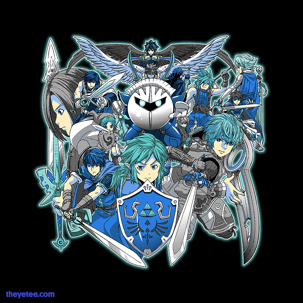 The Yetee: Sword Users