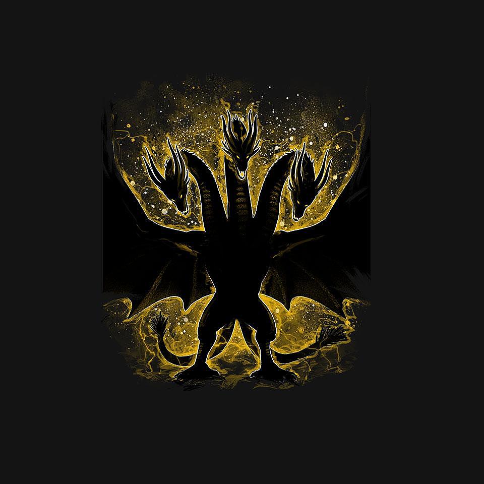 TeeFury: The Golden King