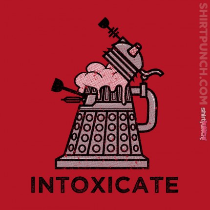 ShirtPunch: Intoxicate
