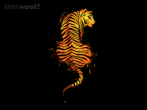 Woot!: Tiger Ink