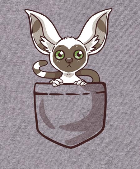 Qwertee: Pocket Lemur