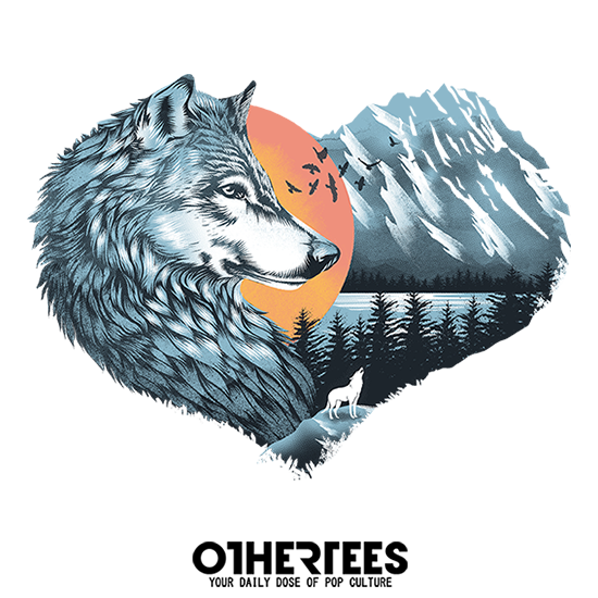 OtherTees: As the wild heart howls