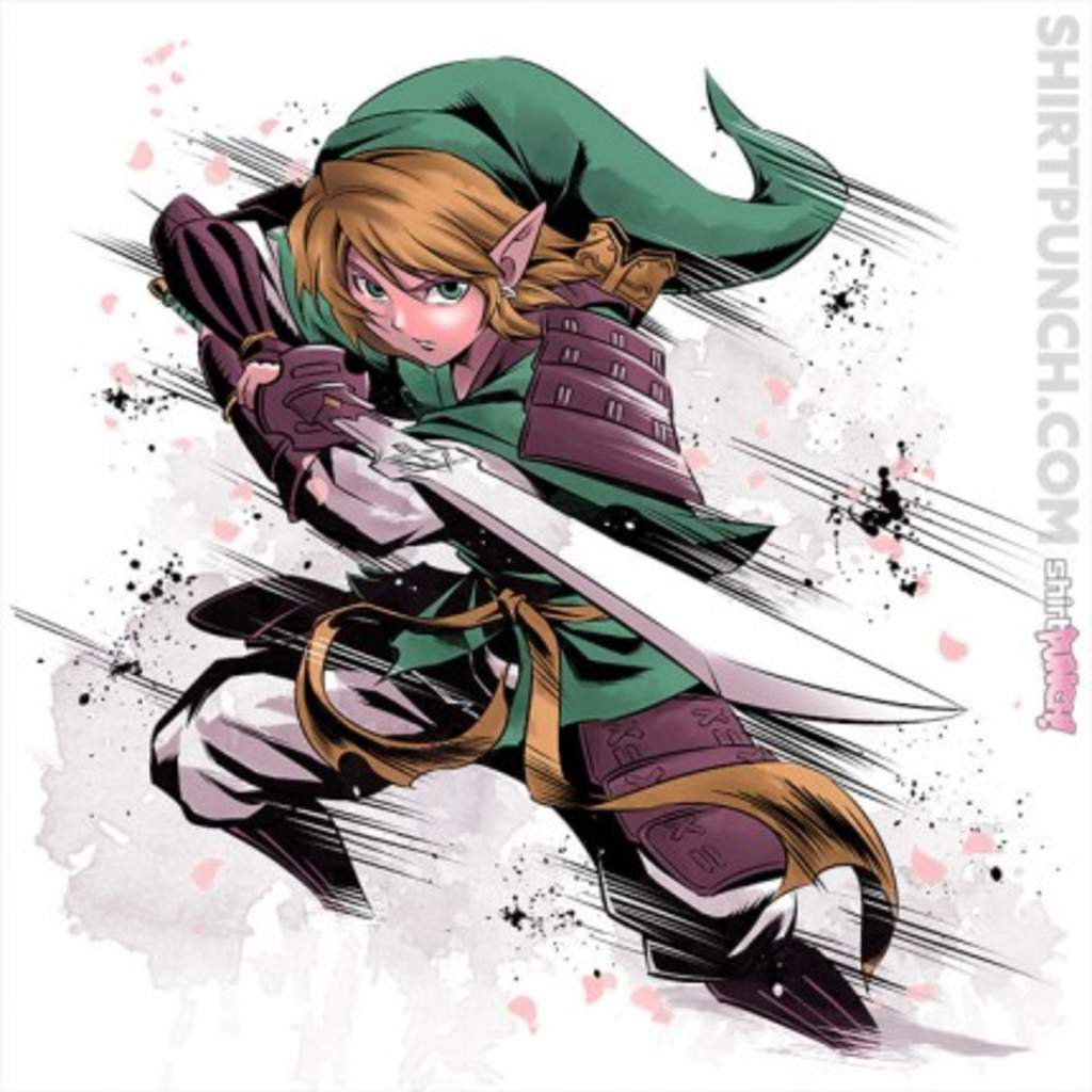 ShirtPunch: Samurai Link