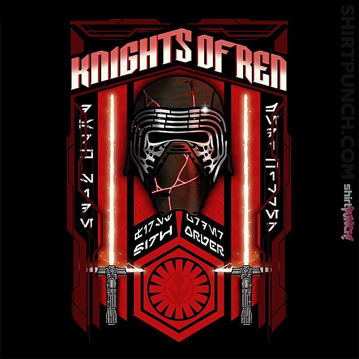 ShirtPunch: Knights Of Ren