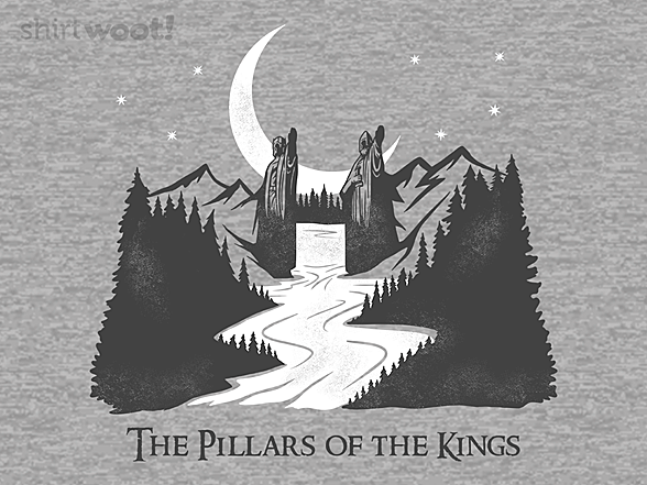 Woot!: The Pillars of Kings
