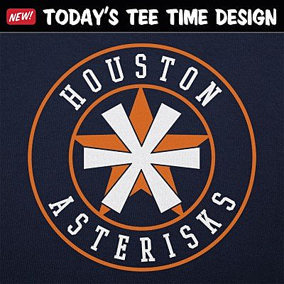6 Dollar Shirts: Houston Asterisks