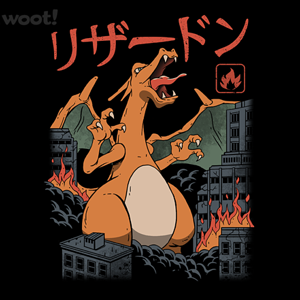 Woot!: Fire Kaiju
