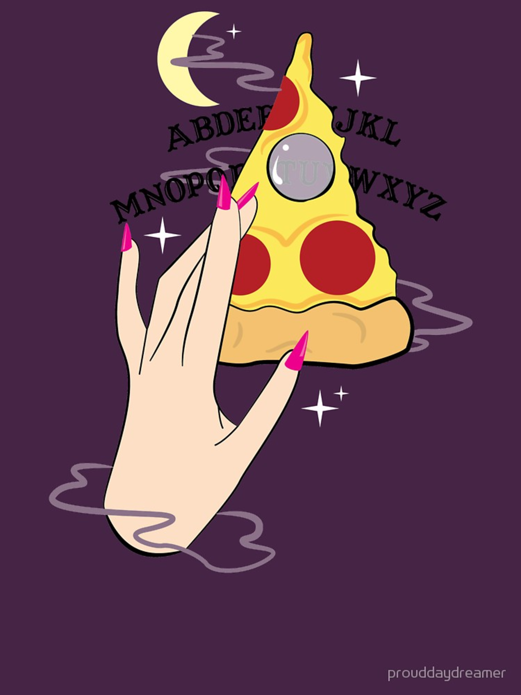 RedBubble: Ouija Pizza