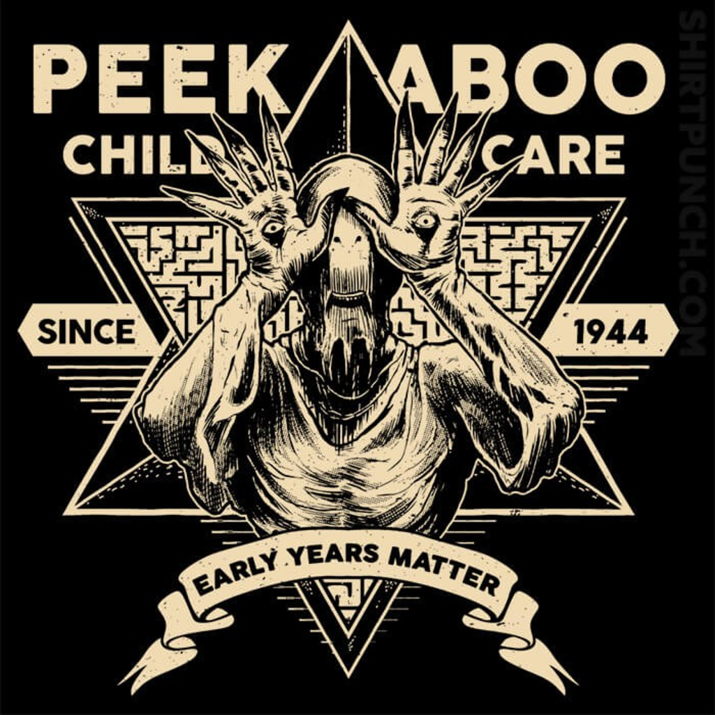ShirtPunch: Peekaboo