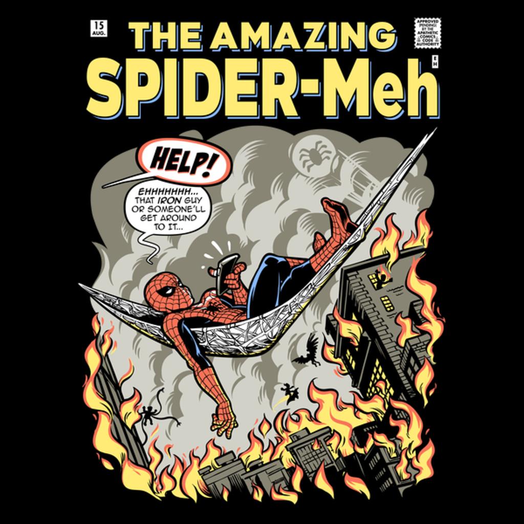 NeatoShop: Spider-Meh