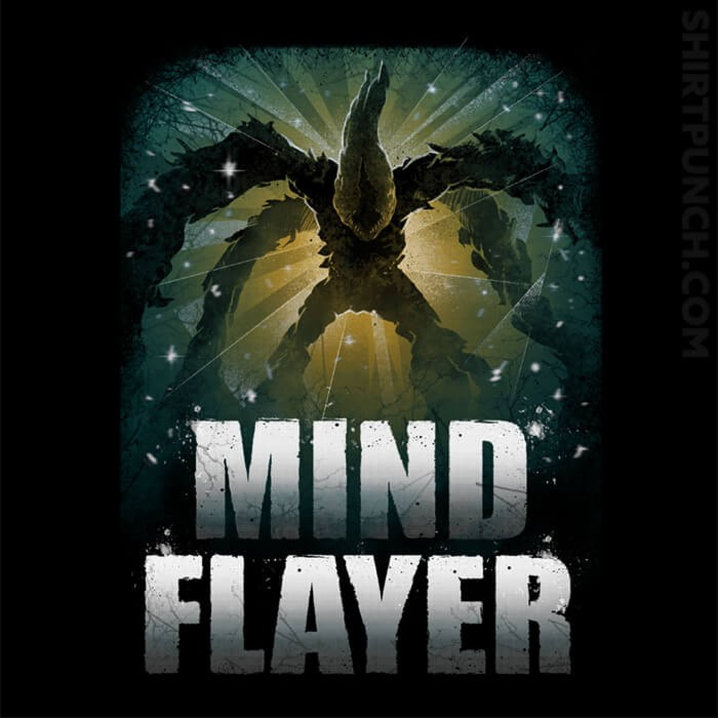 ShirtPunch: The Mind Flayer